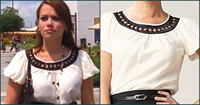 Sweet Silver Lining Fashion Of One Tree Hill Haley James Scott